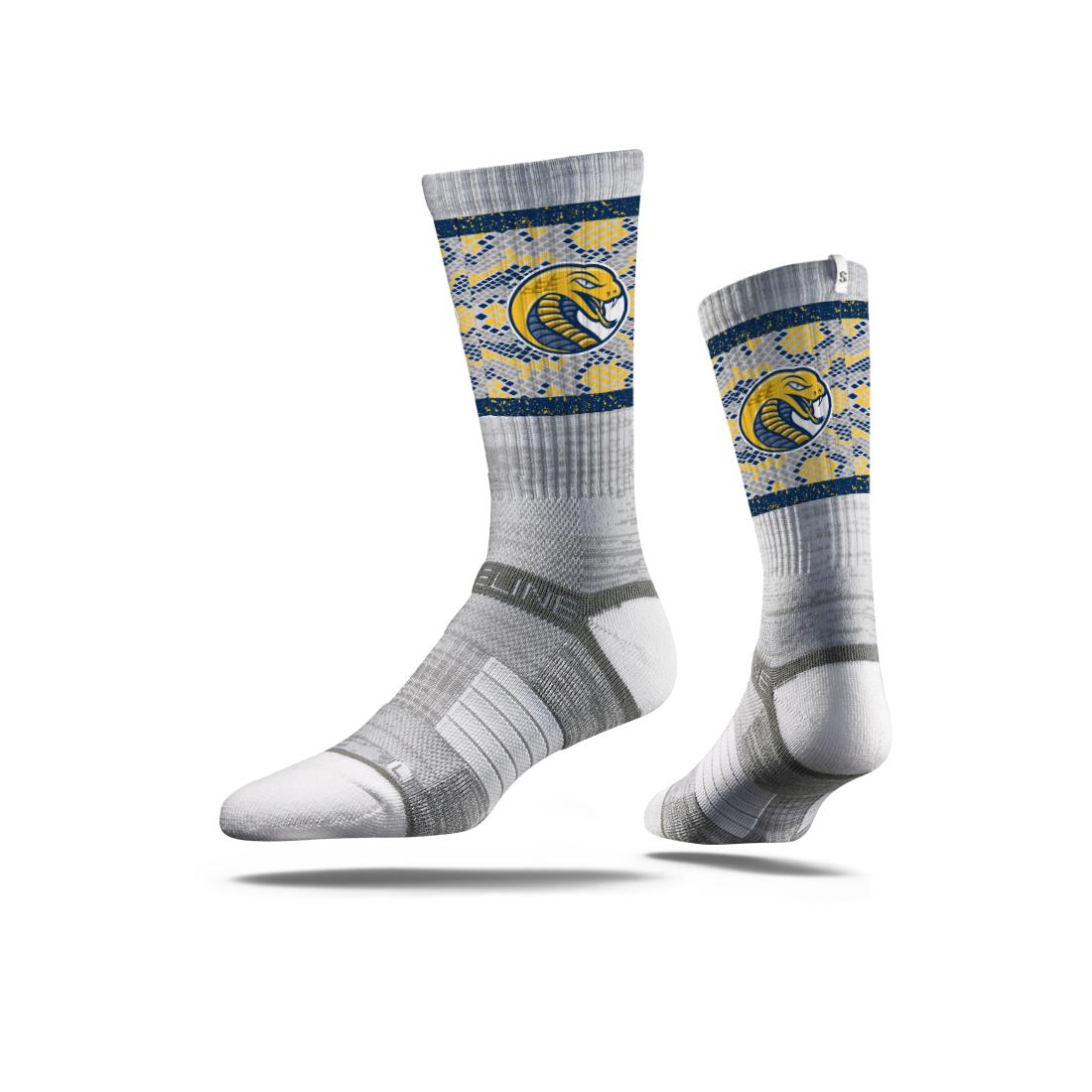 Socks GREY STRIDELINE SOCKS