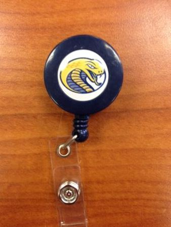 Image For Supplies RETRACTABLE BADGE HOLDER