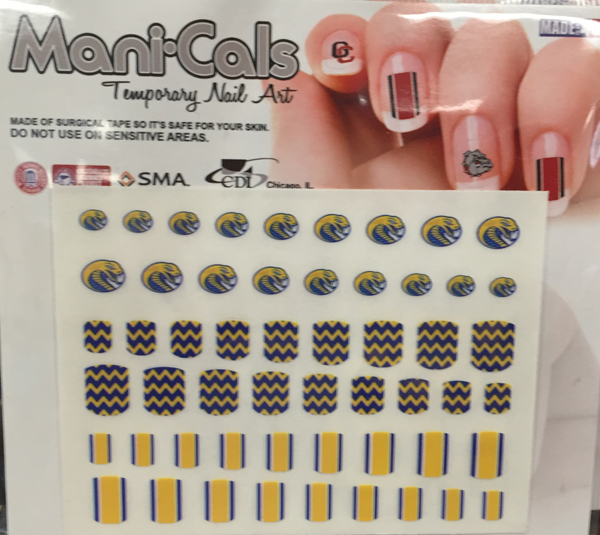 Cover Image For Clearance Art MANI-CALS TEMPORARY NAIL ART