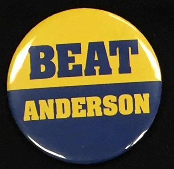 Cover Image For Clearance Button BEAT ANDERSON BUTTON