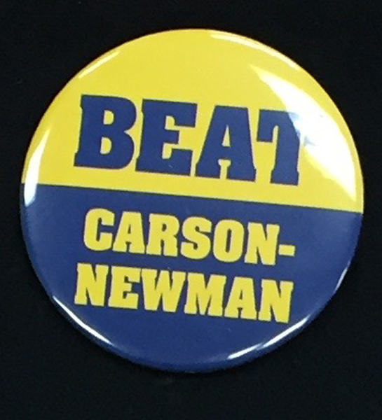 Image For Button BEAT CARSON NEWMAN BUTTON