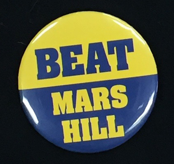 Cover Image For Clearance Button BEAT MARS HILL BUTTON