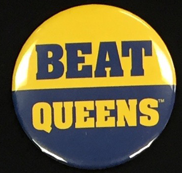 Cover Image For Clearance Button BEAT QUEENS BUTTON