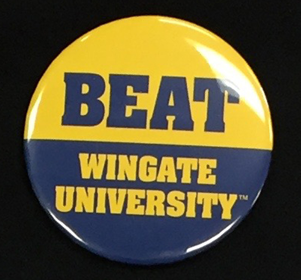 Cover Image For Button BEAT WINGATE BUTTON