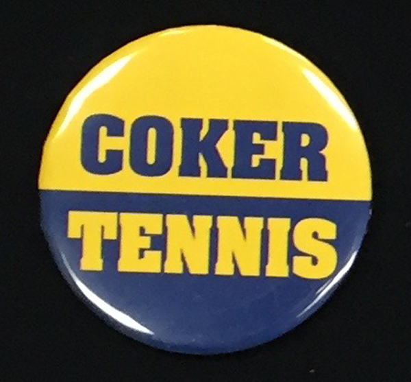 Cover Image For Button COKER TENNIS BUTTON