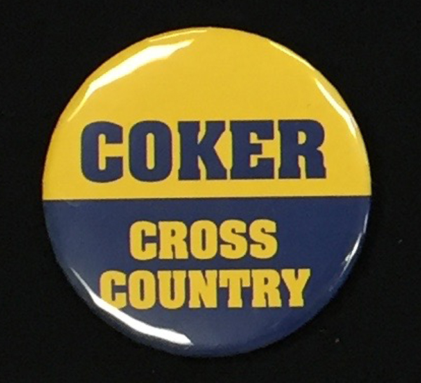 Image For Clearance Button COKER CROSS COUNTRY BUTTON