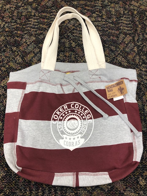 Cover Image For Clearance BEACHCOMBER BAG MAROON