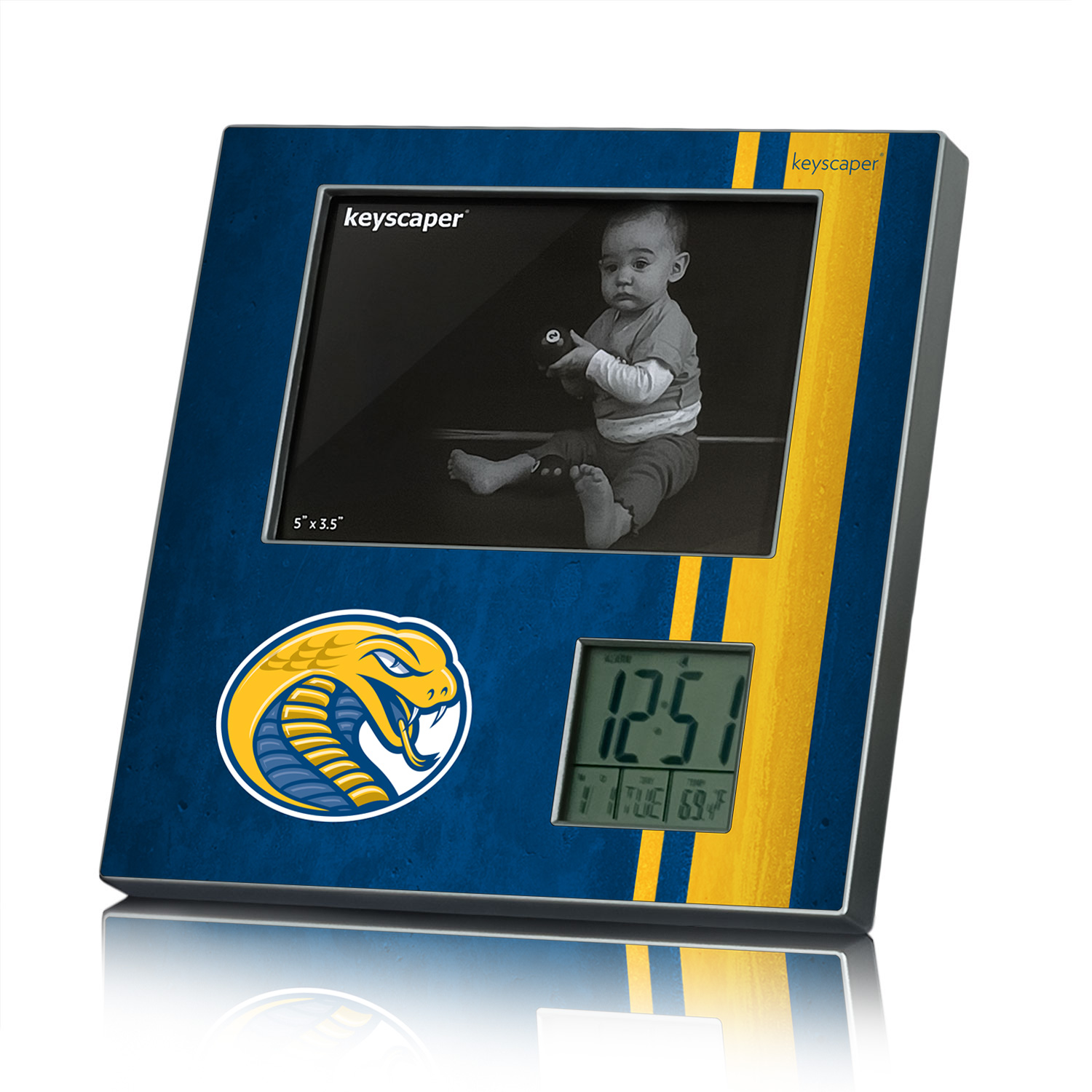 Image For Souvenir Picture Frame PICTURE FRAME CLOCK