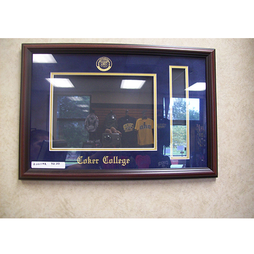 Cover Image For Clearance DIPLOMA TASSEL FRAME - receive free tassel w/ord