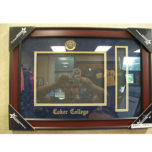 Image For Clearance DIPLOMA  TASSEL FRAME - receive free tassel w/ord
