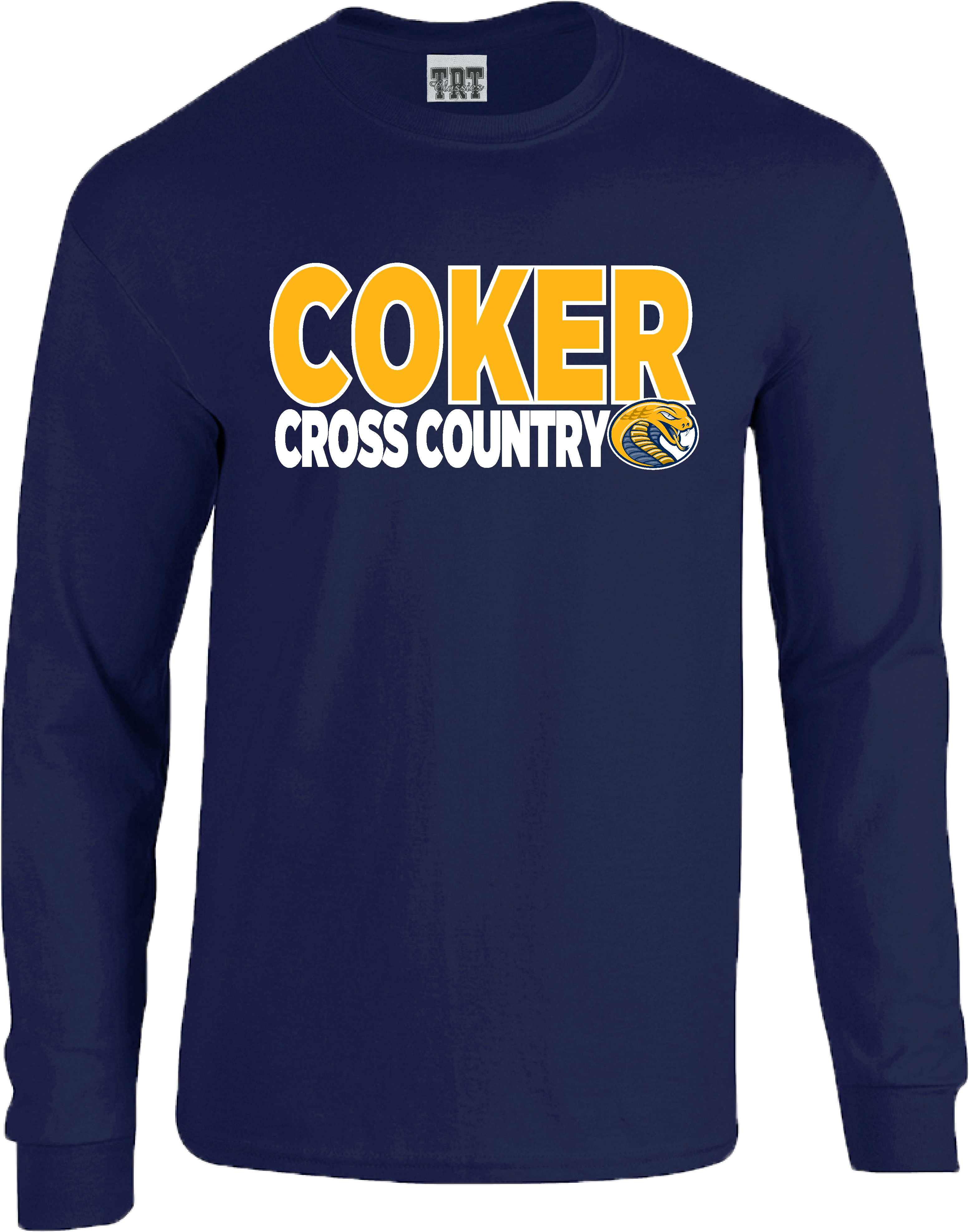 Cover Image For Clearance Shirt Sport Cross Country CROSS COUNTRY LONG SLEEV