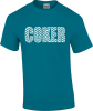 Cover Image for Clearance Shirt Short Sleeve CHEVRON COKER TEE