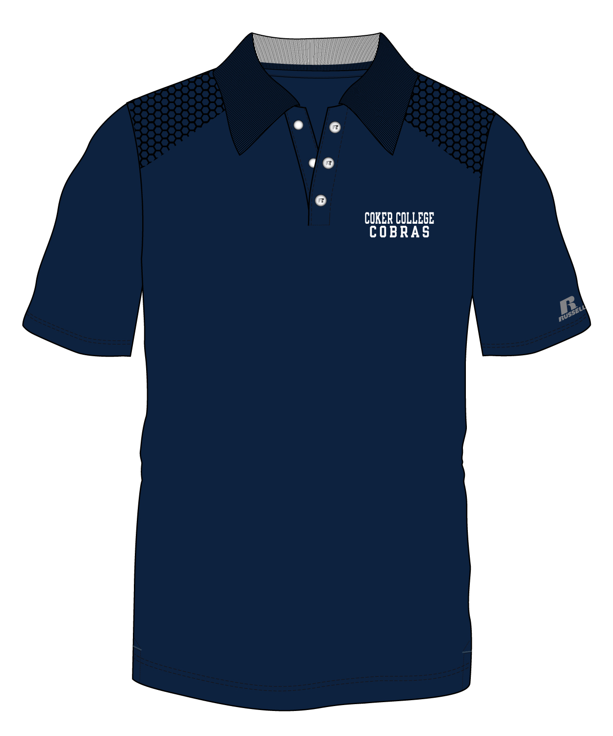 Image For Clearance Shirt Polo MEN'S GOLF POLO