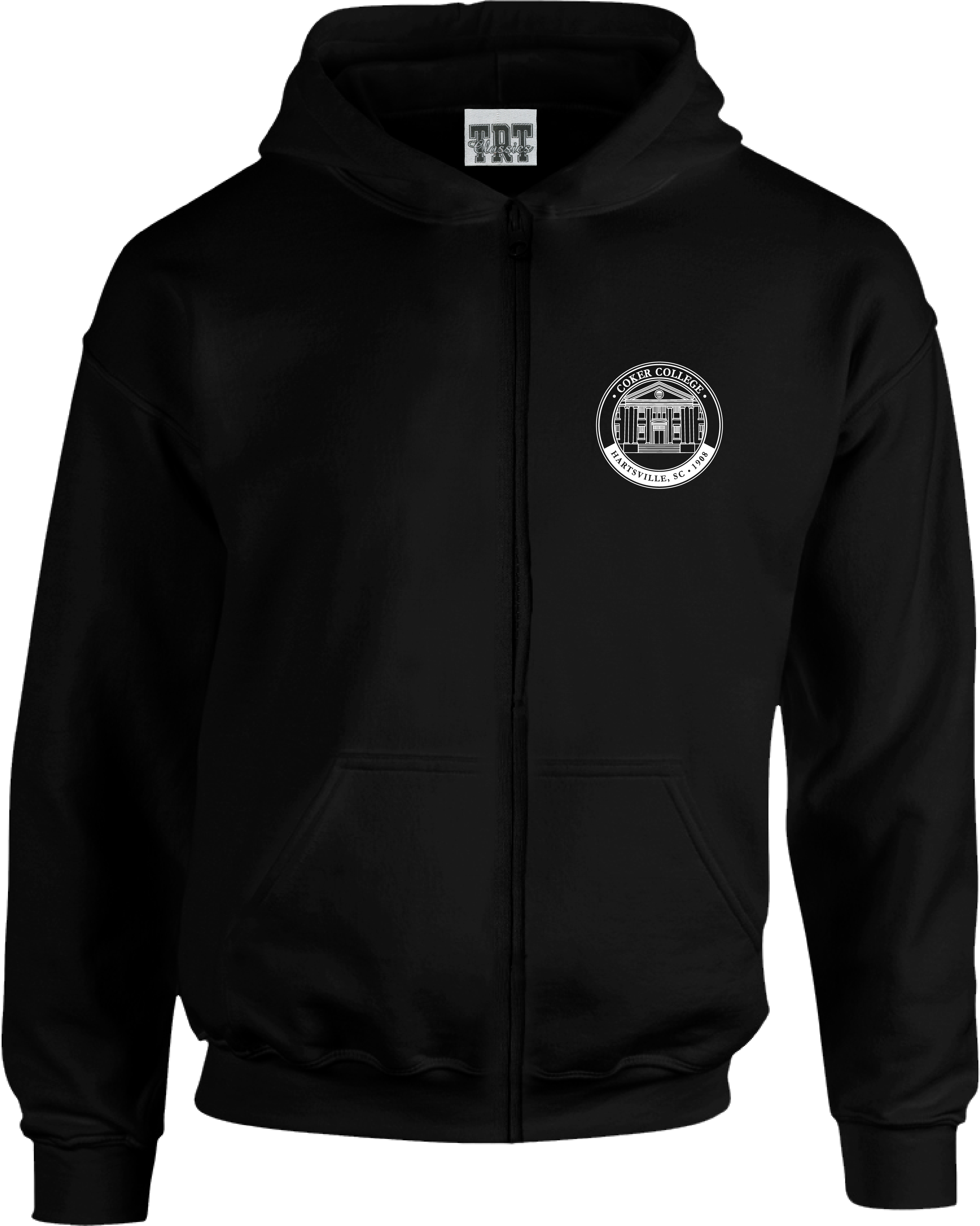 Image For Full Zip COKER MEDALLION FULL ZIP