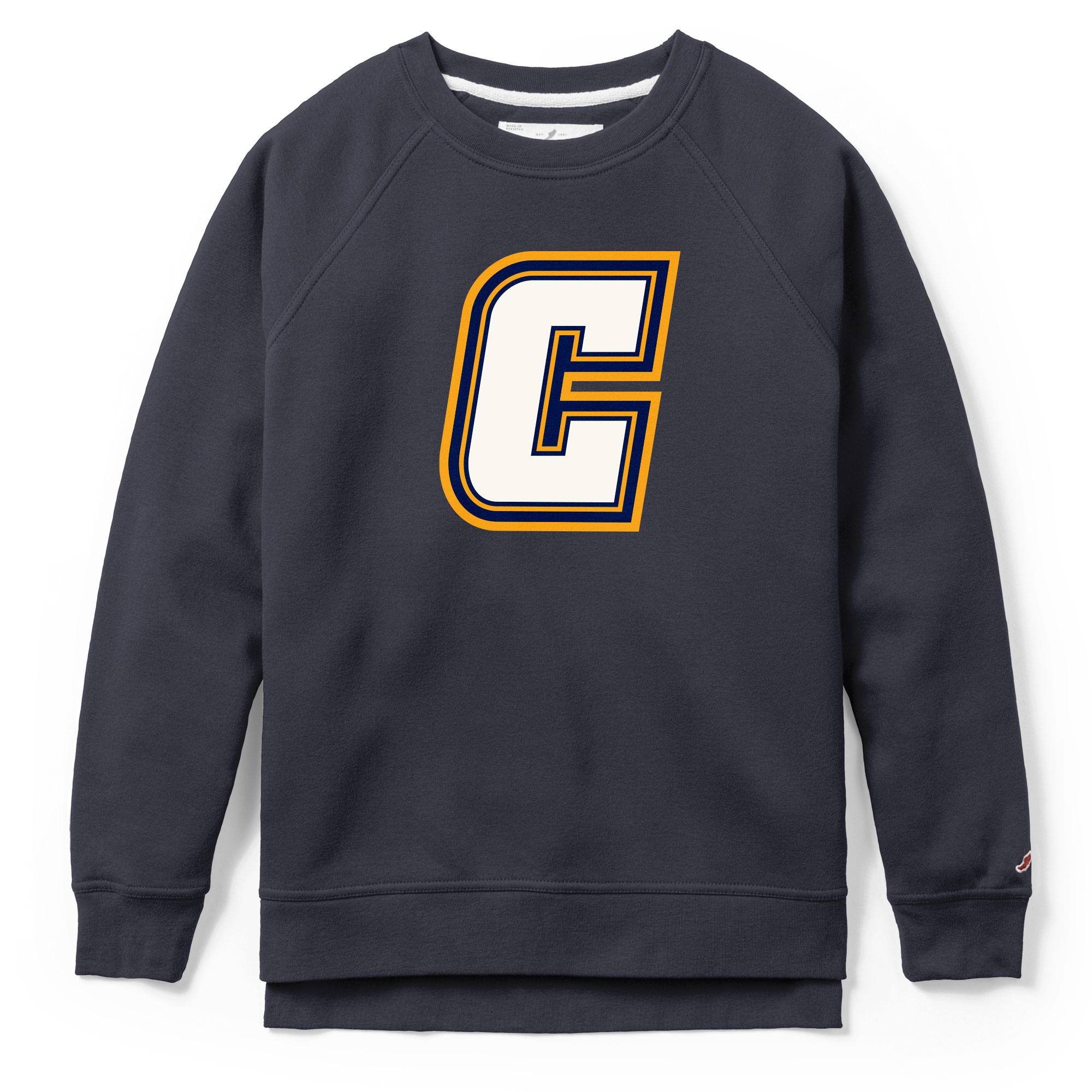 Image For Clearance Long Sleeve Crew BLOCK C ACADEMY CREW