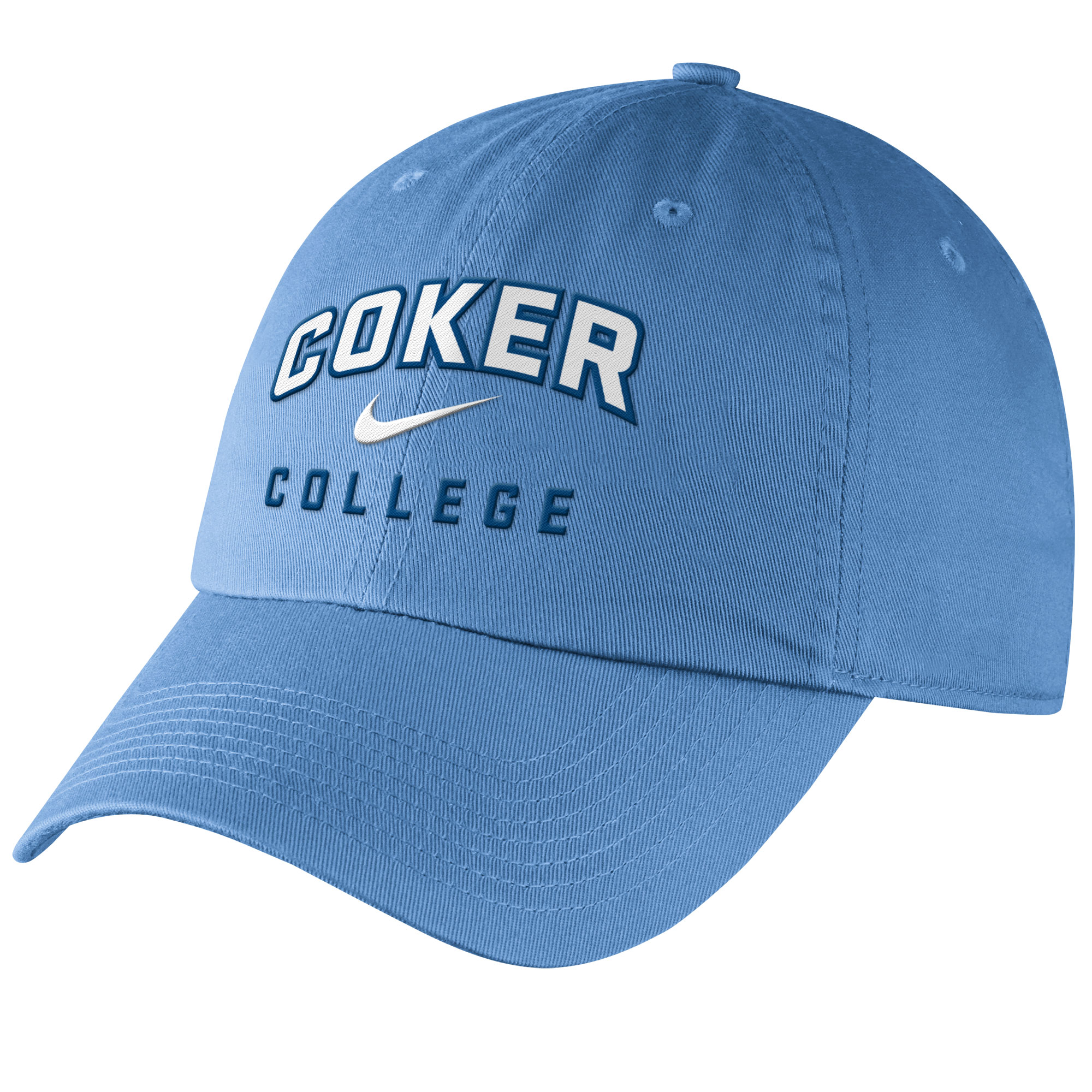 Cover Image For Hat Cotton MENS CAMPUS CAP VALOR BLUE
