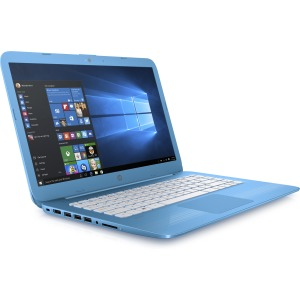 Image For Laptop HP STREAM LAPTOP BLUE