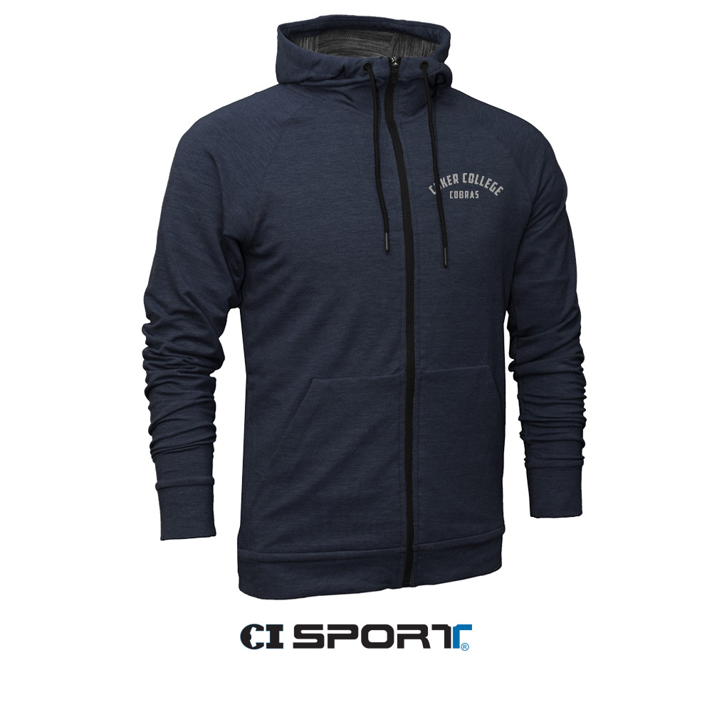 Image For Jacket TRIBLEND FULL ZIP JACKET