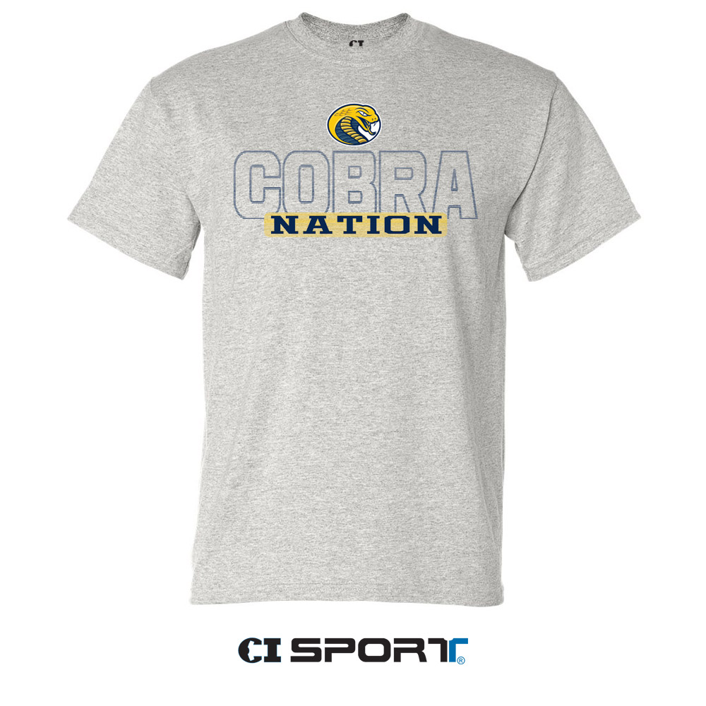 Image For Shirt Short Sleeve COKER COLLEGE COBRAS TRILL TEE