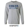 Cover Image for Shirt Long Sleeve COKER COLLEGE COBRAS TEE