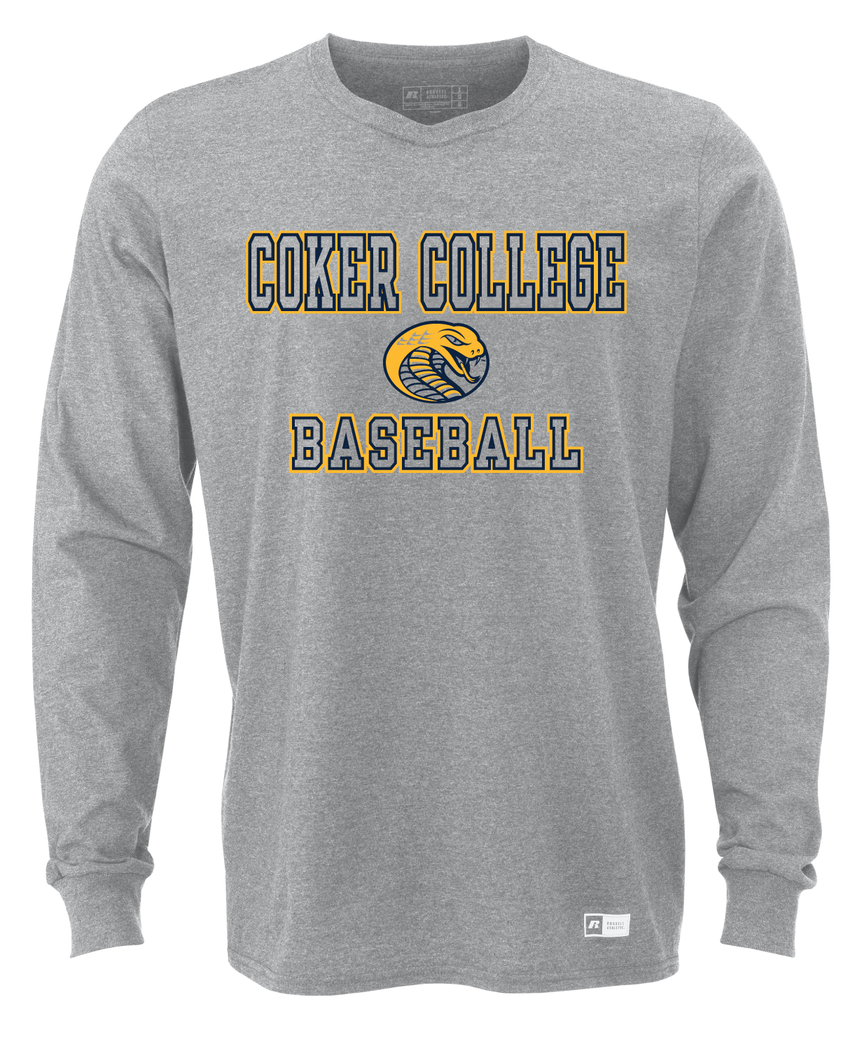 Image For BASEBALL LONG SLEEVE TEE