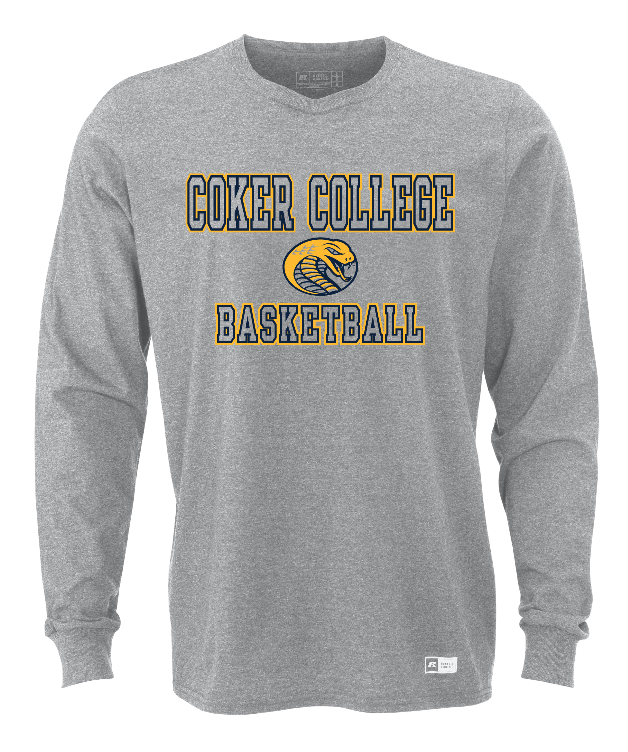 Image For BASKETBALL LONG SLEEVE TEE