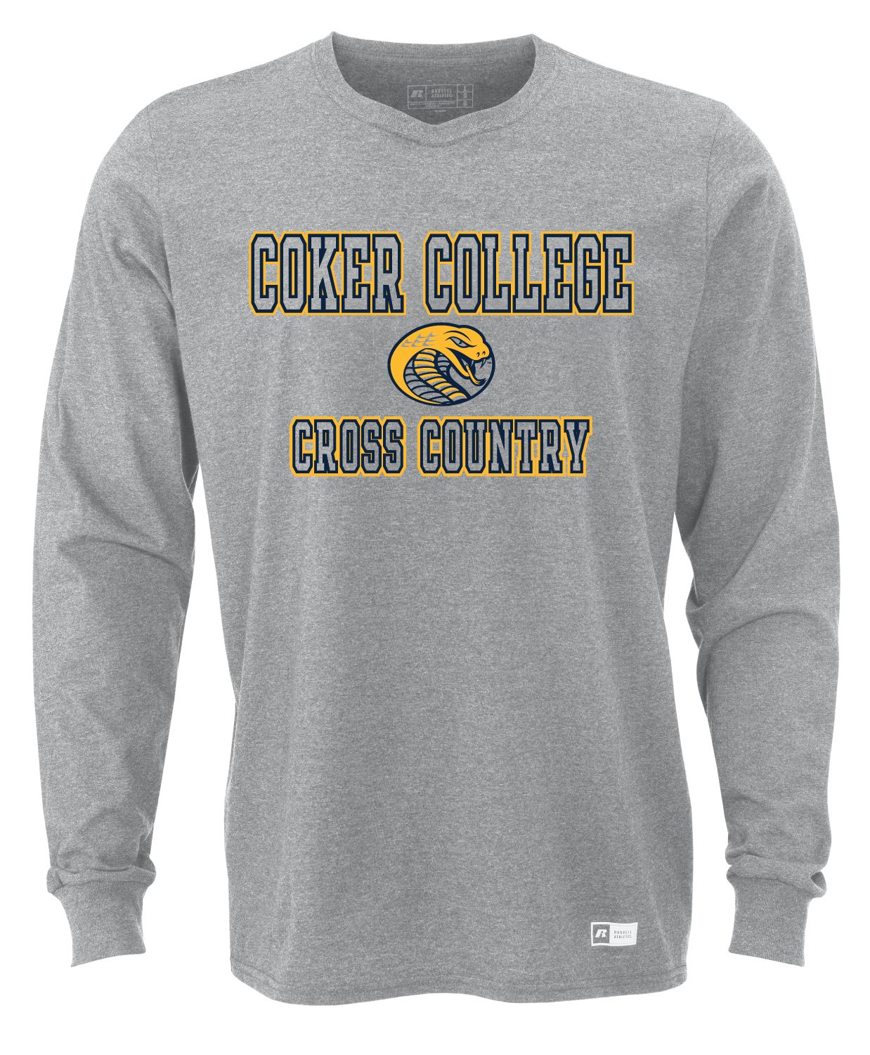 Image For CROSS COUNTRY LONG SLEEVE TEE