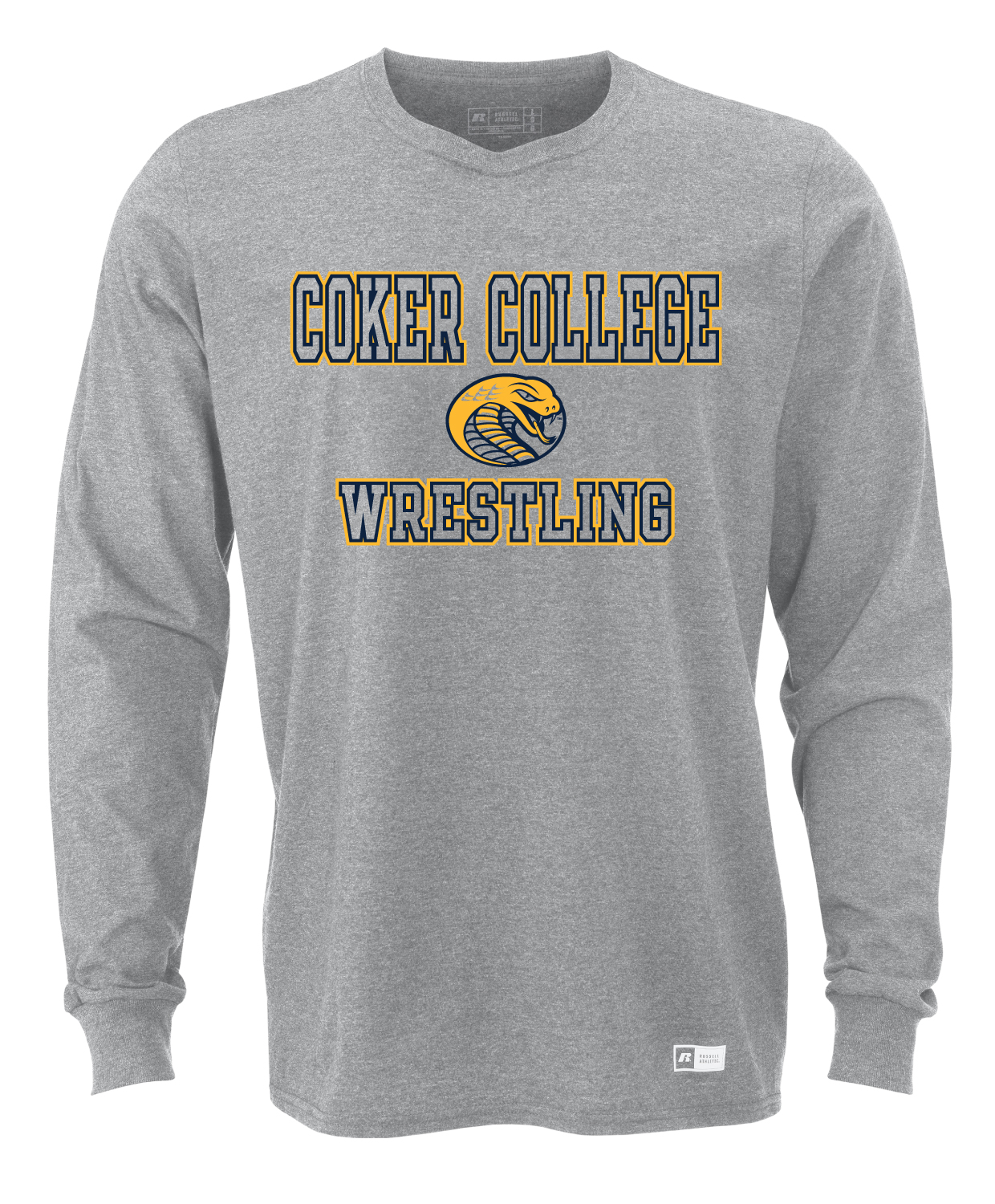 Image For WRESTLING LONG SLEEVE TEE