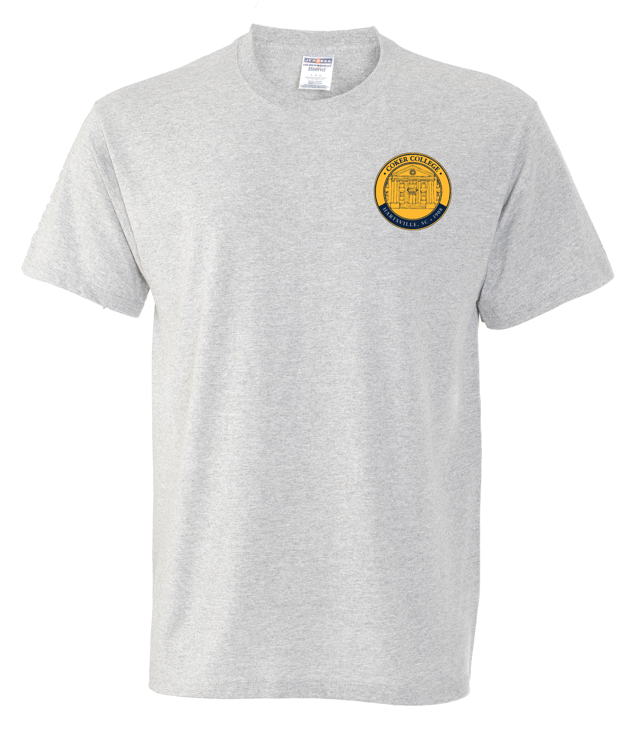 Image For Shirt Short Sleeve ASH TEE MEDALLION