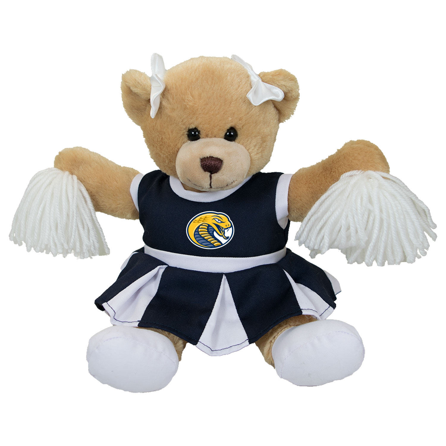 Cover Image For Souvenir Plus CARLY BEAR WITH CHEERLEADER DRESS