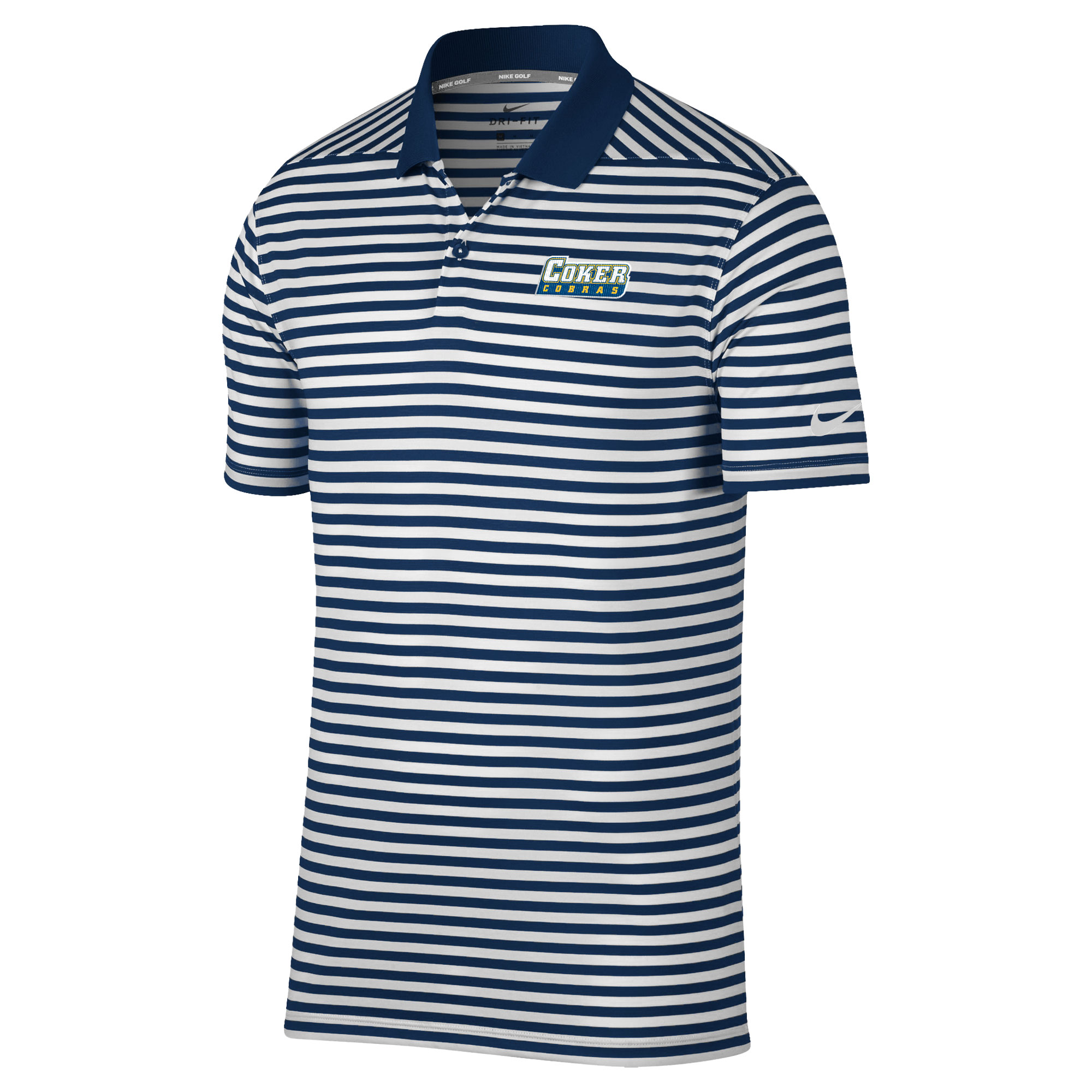 Image For Shirt Polo MENS VICTORY POLO STRIPED