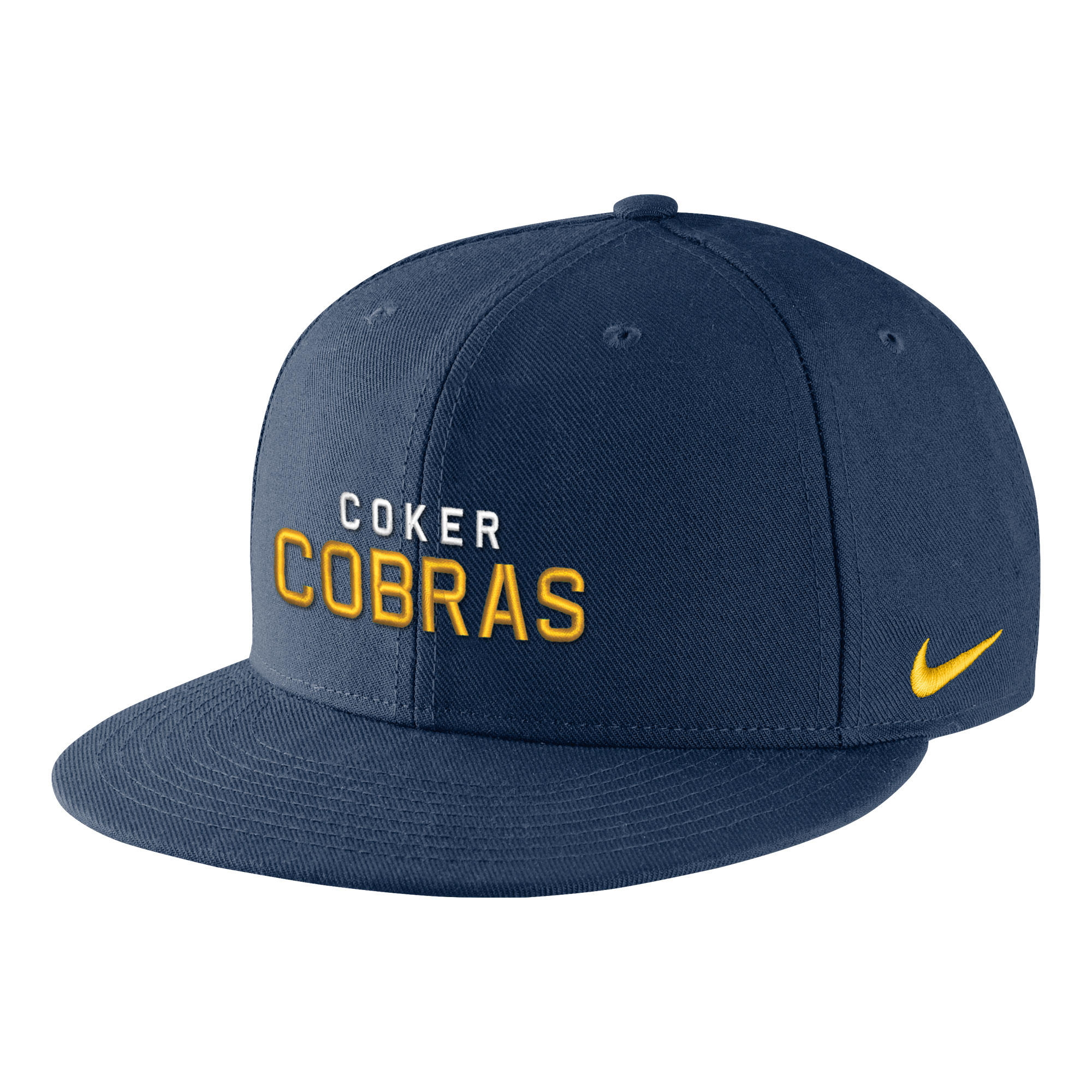 Cover Image For Hat Dri Fit TRUE FLAT BILL COKER COBRAS