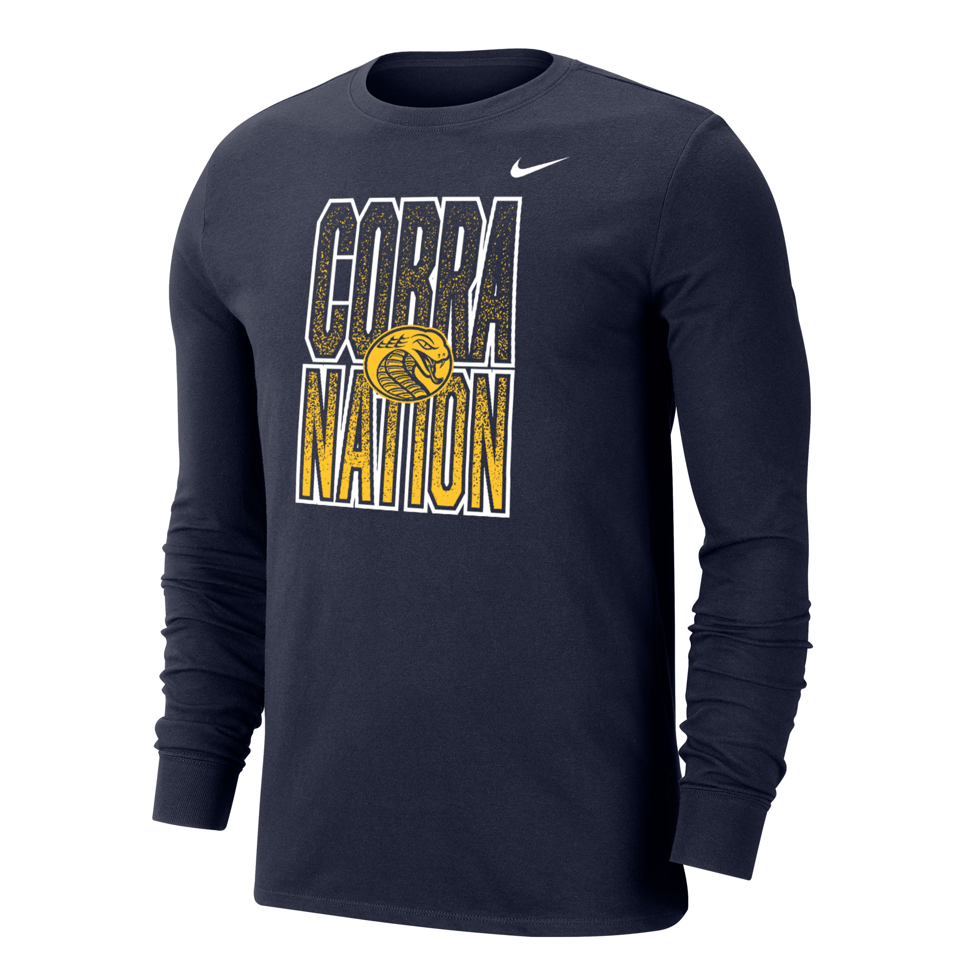 Cover Image For Clearance Shirt Long Sleeve COBRA NATION DRIFIT