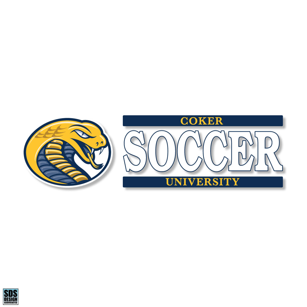 Image For Decal Sport CU SOCCER DECAL