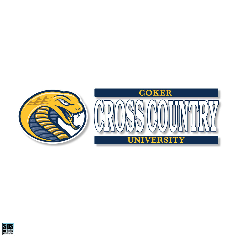 Image For Decal Sport CU CROSS COUNTRY DECAL
