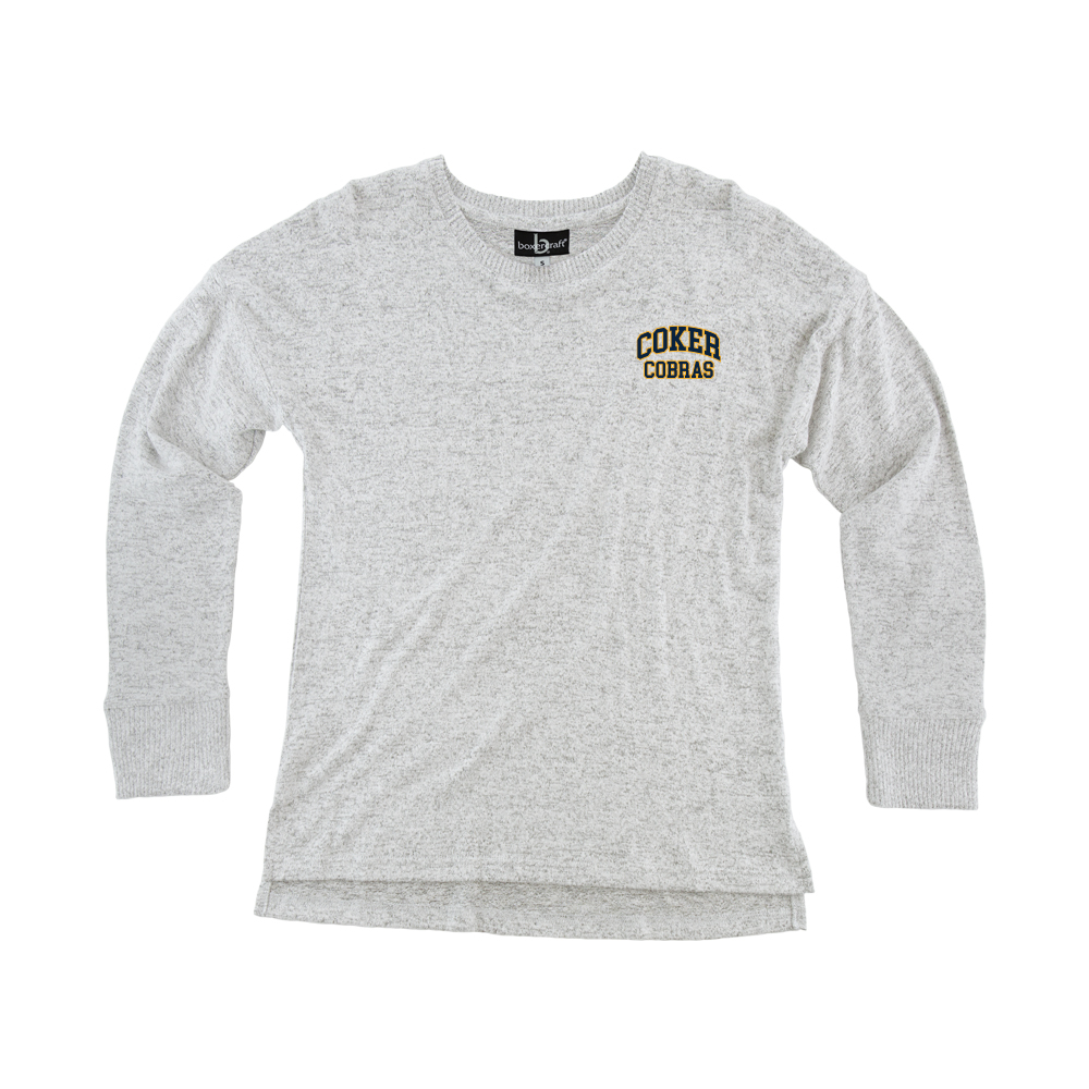 Image For Long Sleeve Crew CUDDLE BOXY CREW