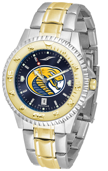 Cover Image For Watch MENS 2 TONE GAMEDAY WATCH