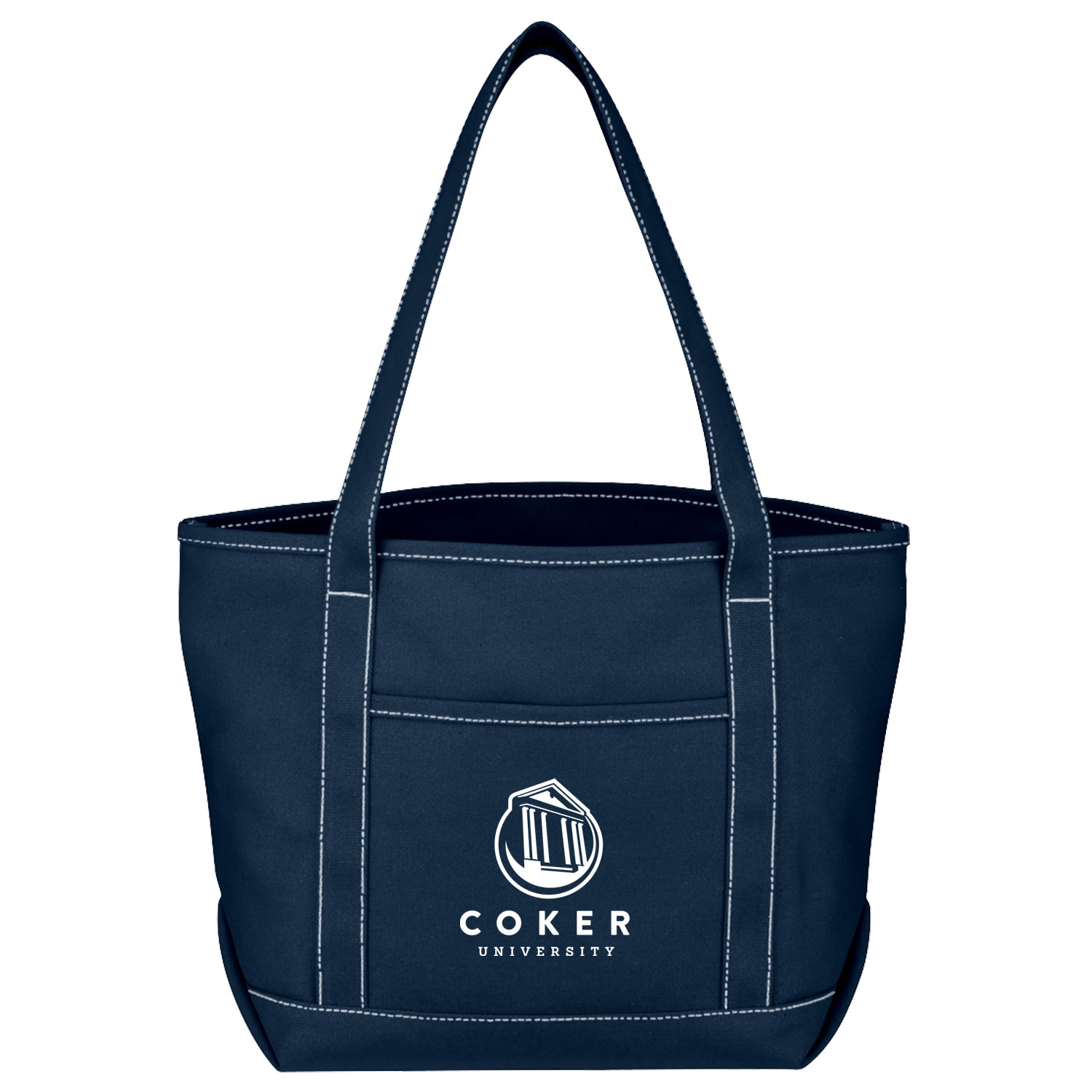 Image For Bag CU NAVY YACHT TOTE