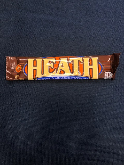 Image For Candy HEATH BAR