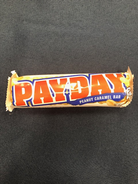 Image For Candy PAY DAY CANDY BAR