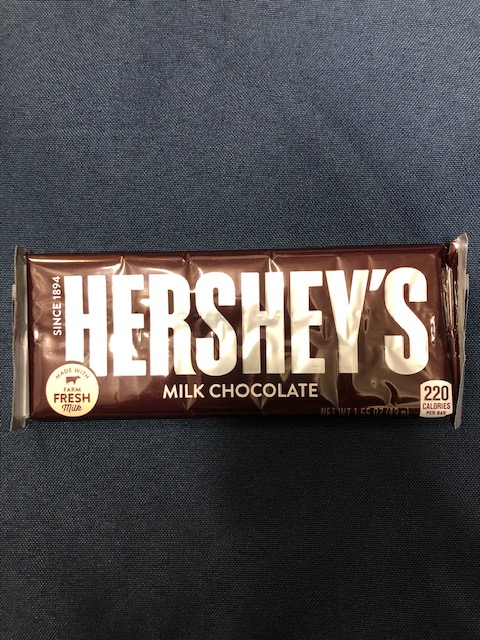 Image For Candy HERSHEY CANDY BAR PLAIN