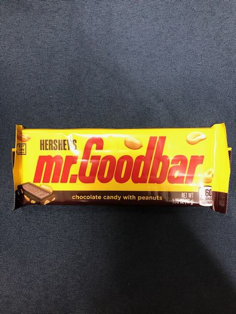 Image For Candy MR. GOODBAR