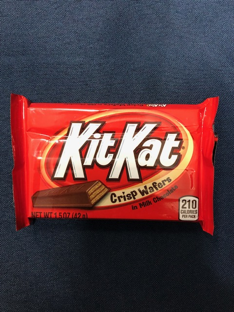 Image For Candy KIT KAT BAR