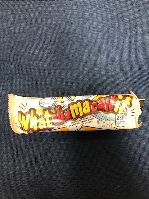 Image For Candy WHATCHAMACALLIT BAR