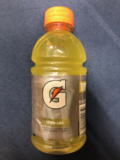 Image For Drink GATORADE LEMON LIME 12 FL OZ