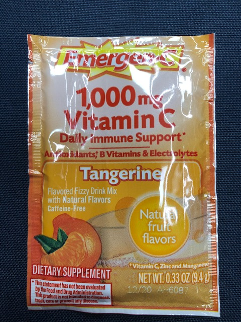 Image For EMERGEN-C TANGERINE