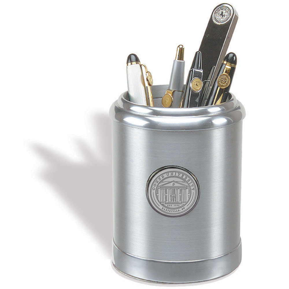 Image For Gift GALAXY PENCIL CADDY SILVER
