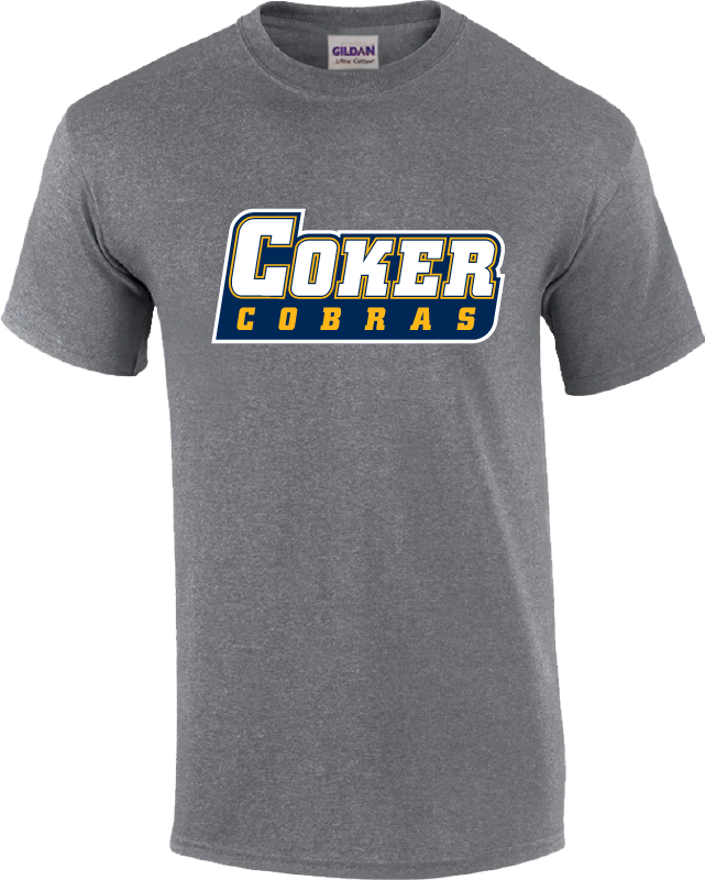 Image For Shirt Short Sleeve COKER COBRAS TEE