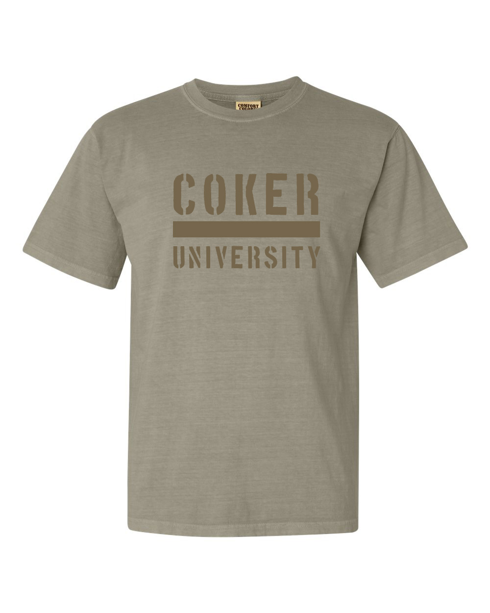 Image For Shirt Short Sleeve COKER U COMFORT TEE