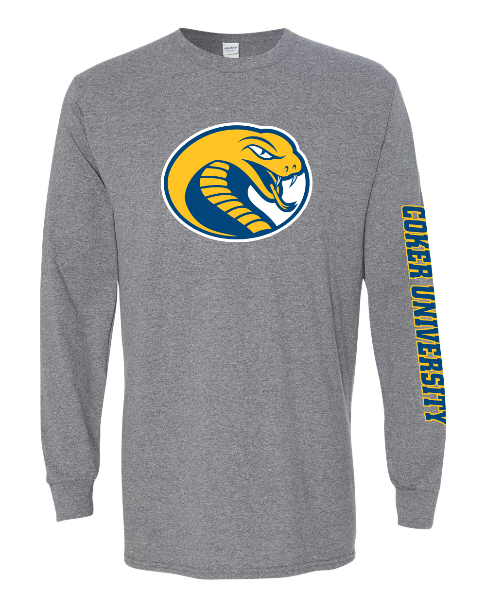 Image For Shirt Long Sleeve COBRA HEAD TEE